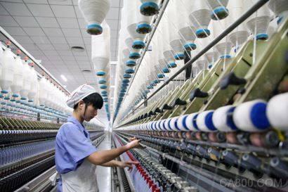 自动化纺织