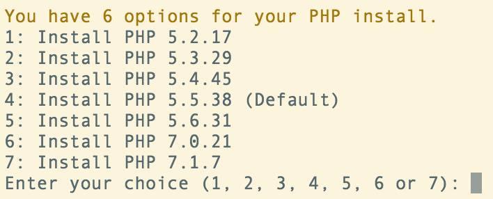 选择PHP